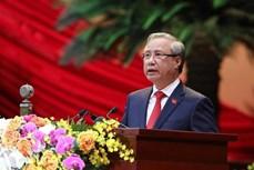 越共十三大:各政党、国际组织和国际朋友致电祝贺