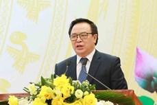 向各国驻越外交使团、国际组织通报越共十三大结果