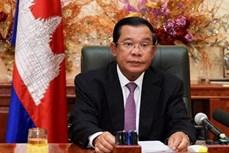 柬埔寨人民党主席高度评价越南共产党的领导作用