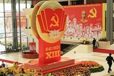 越共十三大:推动越南坚定不移走上发展道路的重要基础