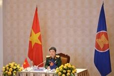 东盟国防高级官员工作组召开视频会议