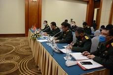 越俄配合做好2021年国际军事比赛的准备工作