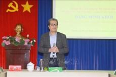 外交部副部长邓明魁:党的各项活动将以人民的权利和幸福为最高的奋斗目标