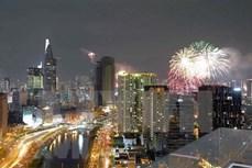 胡志明市、岘港市和芹苴市决定在2021辛丑年春节除夕不燃放烟花