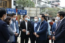 新冠肺炎疫情:河内市尽快调查日本籍病例的感染源头