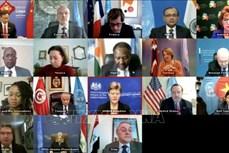越南谴责伊拉克的一切恐怖主义和极端暴力行为