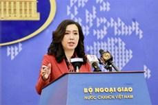 外交部发言人:越南希望缅甸保障越南公民的安全