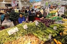 2021年2月河内市消费者物价指数增长1.8%