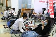 第十四次春红献血节采血量达8300单位 超额完成既定计划