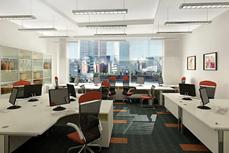河内市办公室面积增加超过20万平方米