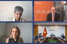 越南出席第七届柏林能源转型对话