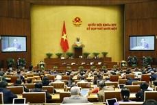 越南第十四届国会第十一次会议新闻会议(第二号)