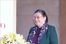 国会常务副主席丛氏放:国会对外活动是党和国家对外活动的重要组成部分