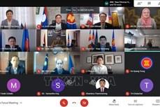 东盟一体化倡议工作组第63次会议召开