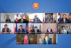 东盟与印度联合合作委员会第21次会议以视频形式召开