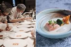 越南两家餐厅登榜亚洲100最佳餐厅
