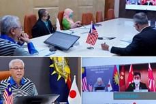 日本与马来西亚在许多问题上达成共识