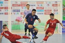 越南与泰国争夺2021年世界室内足球锦标赛入场券