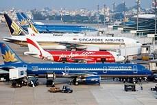 越南各家航空公司加强新冠肺炎疫情管控