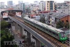 吉灵—河东轻轨项目预计于5月1日投入商业运营