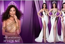 佳丽赫姮尼依担任2021年越南环球小姐选美大赛评委会成员