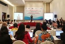 促进将性别纳入越南应对气候变化政策之中