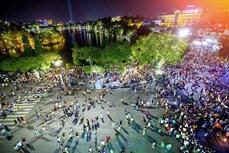 河内暂停举行庙会和步行街的相关活动