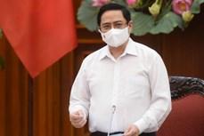 """越南政府总理范明政:应在解决各地交通运输领域的问题时贯彻""""3零"""" 原则"""