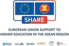 欧盟为东盟高等教育扶持计划资助500万欧元