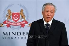 新加坡与马来西亚再次强调防务承诺