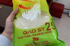 越南驻澳大使馆商务处就ST25大米在奥被申请品牌保护一事作出回应