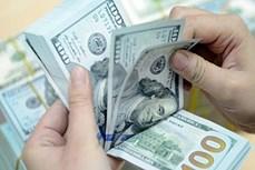 5月4日上午越盾对美元汇率中间价下调16越盾