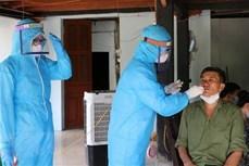 5月4日上午越南新增4例新冠肺炎确诊病例  包括岘港和河内市的2例本土病例