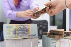 4月份境外投资者净买入政府债券7140亿越盾