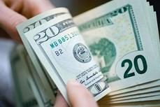 5月14日上午越盾对美元汇率中间价下调8越盾