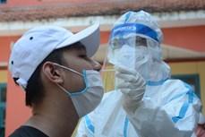 5月18日中午越南新增85例本土病例 均在隔离、封锁区发现