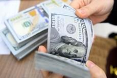 6月1日上午越盾对美元汇率中间价上调18越盾