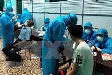 27日中午越南新增76例本土确诊病例