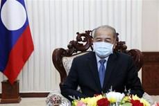 老挝副总理吉乔•凯坎匹吞:老挝高度重视与越南的特殊关系