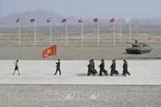2021国际军事比赛:越南人民军参赛队经过三天角逐后成绩排名暂列第八位