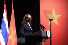 美国疾病控制与预防中心东南亚地区办事处正式揭牌成立