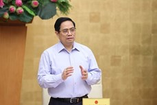 越南政府总理要求加强九二国庆放假期间的新冠肺炎疫情防控工作