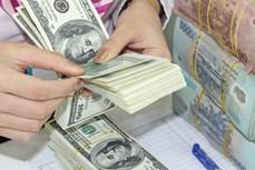 9月6日上午越盾对美元汇率中间价上调3越盾