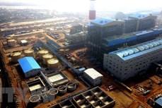 太平2号热电站力争2022年4月30日并网发电