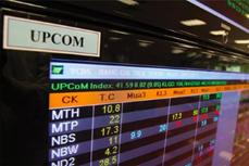 8月份境外投资者在UPCoM净买入3210亿越盾