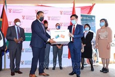 促进与越南的互利合作将为南非带来切实的社会经济利益