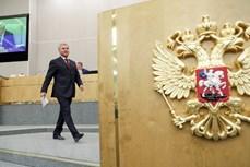 越南国会主席王廷惠向俄罗斯联邦国家杜马主席致贺电