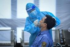 10月14日越南新增新冠肺炎确诊病例3092例