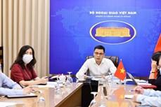 提高越南驻外代表机构对外信息工作的效率