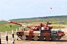 越南积极为2020年国际军事比赛做准备